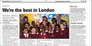 Southwark News Dec 16 2010